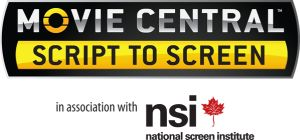 Corus Entertainment's Movie Central Launches Script To Screen Development Funding Partnership with the National Screen Institute