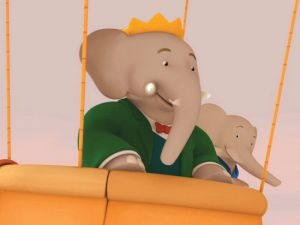 Nelvana Enterprises and the Clifford Ross Company announce partnership with YOTTOY for Babar