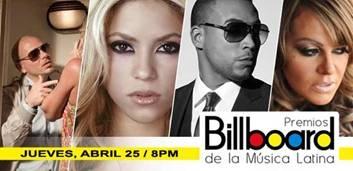 Billboard Latin Music Awards – LIVE from Miami on TLN en Español