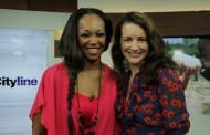 Cityline In-Studio Exclusive: Host Tracy Moore Sits Down for a One-on-One Interview with Sex and the City's Kristin Davis
