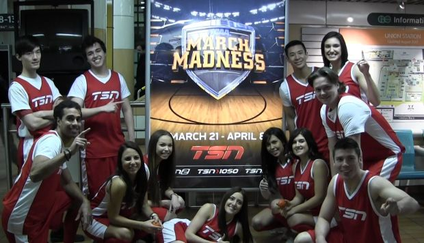 Let the Madness Begin: TSN Platforms Have Exclusive Coverage of NCAA® MARCH MADNESS® All-Tournament Long