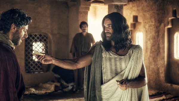 A.D. THE BIBLE CONTINUES Comes to CTV on Easter Sunday