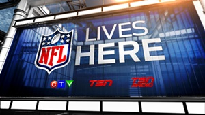 NFL on CTV, TSN, and RDS – Week 15 Thursday, Dec. 17 to Monday, Dec. 21