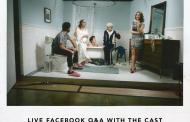 Live Facebook Q&A with Transparent cast – TODAY 4:50pm ET/1:50pm PT