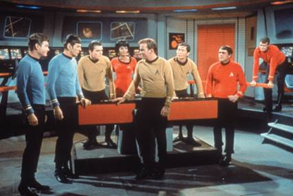 STAR TREK 50th ANNIVERSARY MARATHON Begins Thursday, Sept. 1 on Space