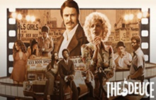 HBO Drama Series The Deuce, Created By George Pelecanos and David Simon, Returns For Second Season Sept. 9