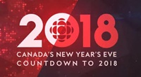 Canada's New Year's Eve: A Countdown to 2018 on CBC