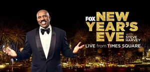 """""""FOX's New Year's Eve with Steve Harvey: Live From Times Square"""""""