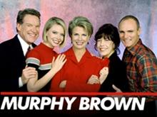 """MURPHY BROWN"" RETURNS TO CBS"