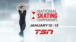 Olympic Hopefuls Head to Vancouver for the 2018 CANADIAN TIRE NATIONAL SKATING CHAMPIONSHIPS, Beginning January 12 on CTV and TSN