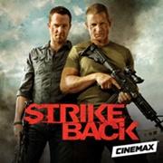 "Cinemax Action Series ""Strike Back"" Returns For Sixth Season Jan. 25"