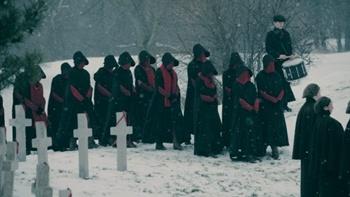 New Season of THE HANDMAID'S TALE Begins Streaming April 30 on CraveTV