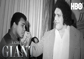 """HBO Sports(R) and WWE(R) Present """"Andre the Giant,"""" Documentary Exploring His Extraordinary Life and Career, Debuting Tuesday, April 10 on HBO"""