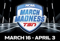 TSN Delivers Multi-Platform Coverage of NCAA® MARCH MADNESS®, Tipping Off March 15