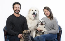 Dog Rescue Goes International in Season 2 of DOG TALES RESCUE, May 7 on Gusto