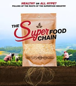 The Superfood Chain, a TVO Original doc by Ann Shin, world premiere, Oct 8