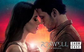 New Drama Roswell, New Mexico Premieres Tonight at 9 p.m. ET/PT on Showcase