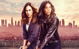 """""""L.A.'s Finest,"""" Spectrum Originals' First Series, Starring & Executive Produced by Gabrielle Union and Jessica Alba, to Debut May 13"""