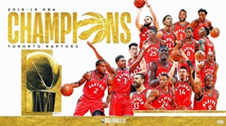 That's a Rap! TSN, CTV, CTV News Channel, and CP24 Provide Live Coverage of THE RAPTORS CHAMPIONSHIP PARADE, Monday