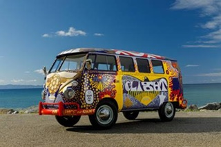 Discovery Uncovers the Fascinating Story Behind a VW Microbus, and the 50-year-old Photo that Made it an Icon of a Generation, with THE WOODSTOCK BUS, Premiering August 15