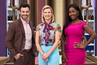 Food Network Canada's Decadent Dessert Competition Series GREAT CHOCOLATE SHOWDOWN Debuts on February 4 at 9PM ET/PT