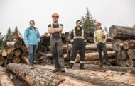 Corus Studios' Original Series BIG TIMBER Makes Its Debut October 8 on History