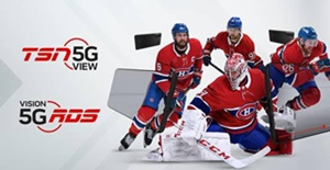 TSN and RDS Launch Immersive In-Game 5G Experience Letting Hockey Fans Control the Angle on Every Play